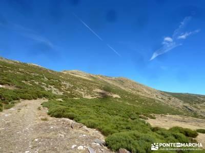 Pico Santuy; El Cerrón; viajes en grupos organizados; viajes para el puente del pilar; patones pueb
